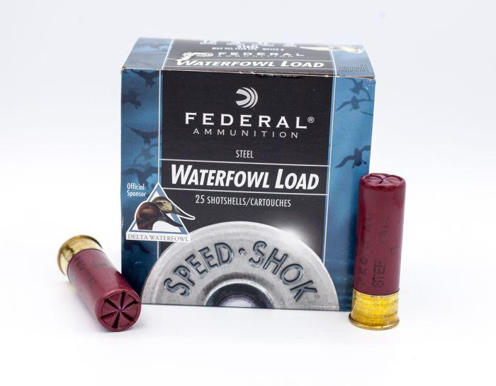 Federal 12 Gauge Speed-Shok Waterfowl Load 3