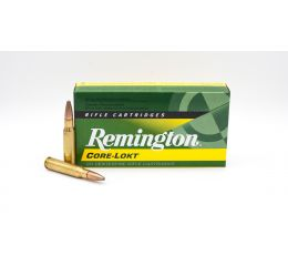 Remington Core-Lokt 308 WIN PSP-Pointed Soft Point 150 Grain 20 Rounds