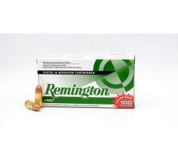 Remington UMC Value Pack 9mm Luger FMJ-Full Metal Jacket 115 Grain 100 Rounds
