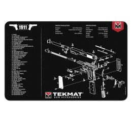 TekMat Ruger LC9 and LC380 roll up cleaning mat