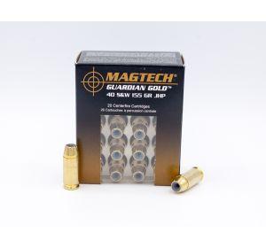 MagTech Guardian Gold 40 S&W 155gr 20 Rounds