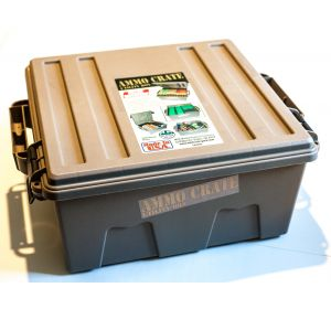 ACR8 MTM Ammo Crate Utility Box