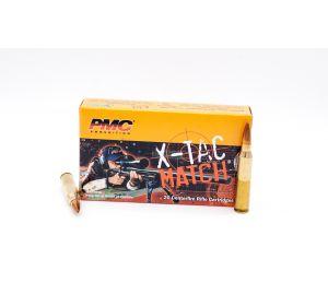 PMC X-TAC Match 223 Remington 77gr 20 Rounds