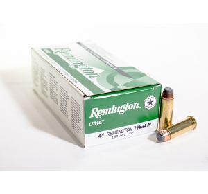 Remington UMC 44 Mag 180gr JSP