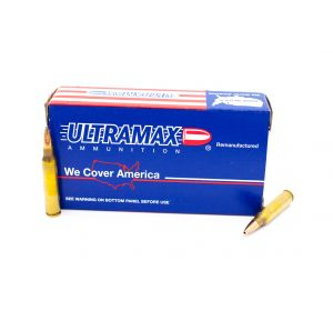 Ultramax Remanufactured 223 Remington 50gr 50 Rounds