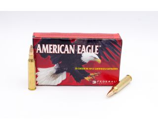 Federal American Eagle 223 Rem 62gr 20 Rounds