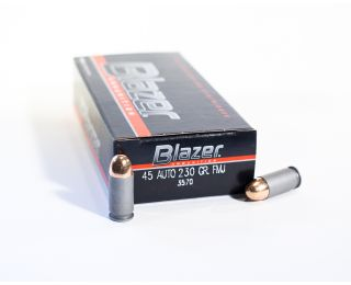 Blazer 45-acp 230gr FMJ