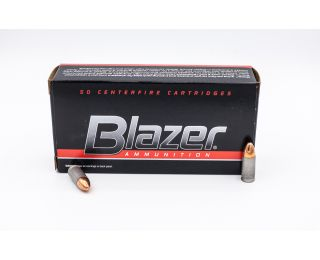 Blazer 9mm Luger 115gr 50 Rounds
