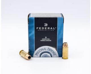 Federal Personal Defense 45 Auto 230gr 20 Rounds