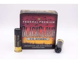Federal Premium Black Cloud #2 Shot 3