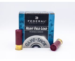 Federal Game-Shok #4 Shot 2-3/4