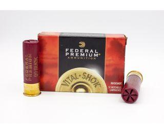 Federal Premium Vital-Shok 00 Buckshot Shot 3
