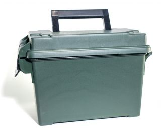 Green Ammo Can
