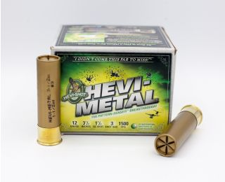 Hevi-Shot 12 Gauge Hevi-Metal 3-1/2