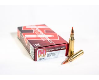 Hornady Superformance 243-Win 95gr SST