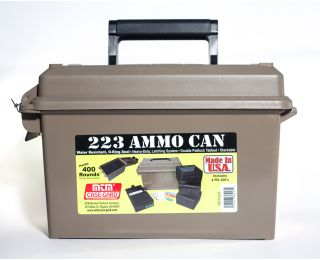 ACC223 MTM Case-Gard Ammo Can