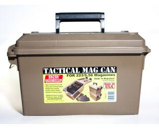 TMC15 MTM Case-Gard Magazine Can