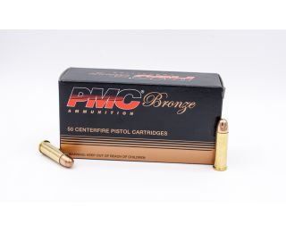 PMC Bronze 38 Special 132gr 50 Rounds