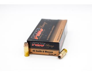 PMC Bronze 40 Smith & Wesson 165gr 50 Rounds