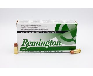 Remington UMC 380 Auto FMJ-Full Metal Jacket 95 Grain 50 Rounds