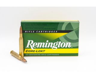 Remington Core-Lokt 270 Winchester PSP-Pointed Soft Point 130 Grain 20 Rounds