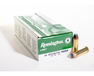 Remington UMC 44 Mag 180gr JSP