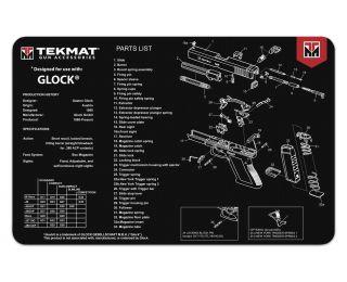 TekMat Glock Gen4 cleaning mat