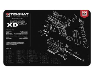 TekMat 1911 cleaning mat