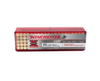 Winchester Super-X 22 Long Rifle 40gr 100 Rounds